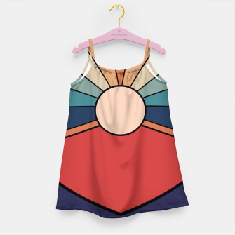 Thumbnail image of zappwaits - logo Girl's dress, Live Heroes