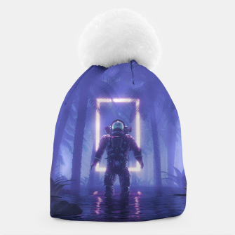 Thumbnail image of Lost In The Neon Jungle Beanie, Live Heroes