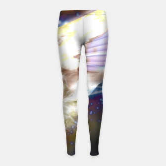 Beast mode,  Girl's leggings Bild der Miniatur