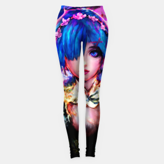 Miniaturka rem re zero Leggings, Live Heroes