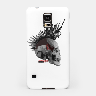 Thumbnail image of PunkCyberSkull Samsung Case, Live Heroes