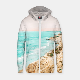 Thumbnail image of Eden Zip up hoodie, Live Heroes