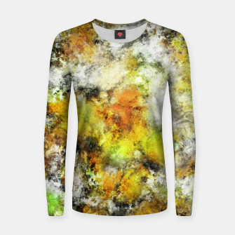 Thumbnail image of Winter sunlight Women sweater, Live Heroes