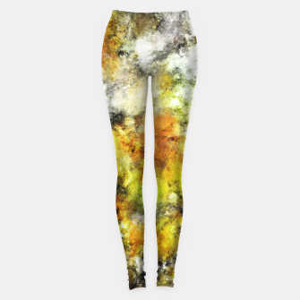 Thumbnail image of Winter sunlight Leggings, Live Heroes