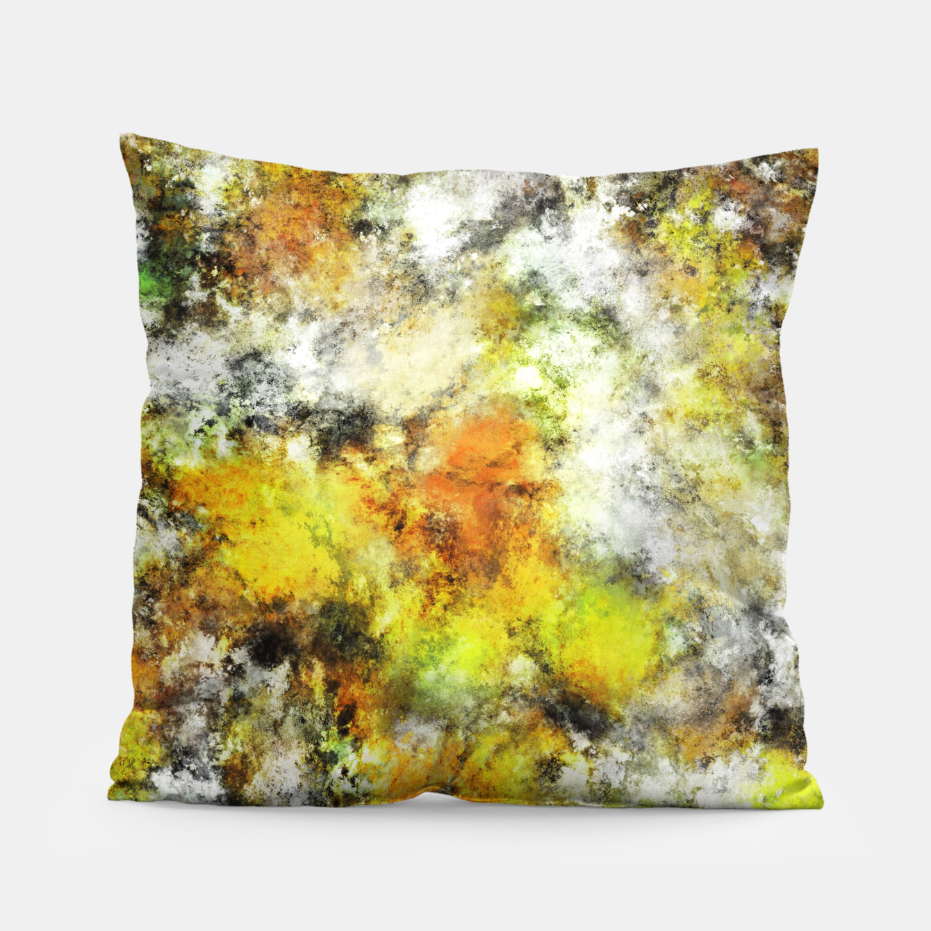 Image of Winter sunlight Pillow - Live Heroes