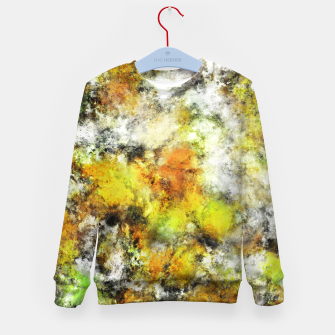 Winter sunlight Kid's sweater thumbnail image
