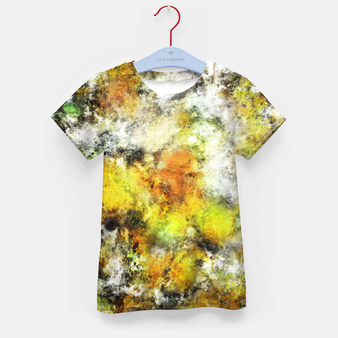 Image of Winter sunlight Kid's t-shirt - Live Heroes