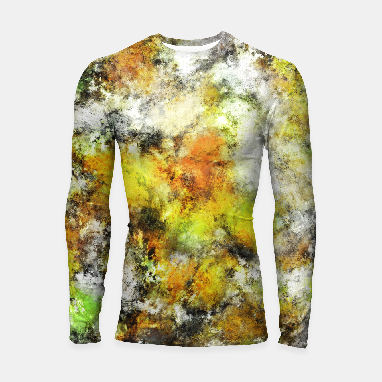 Image of Winter sunlight Longsleeve rashguard  - Live Heroes