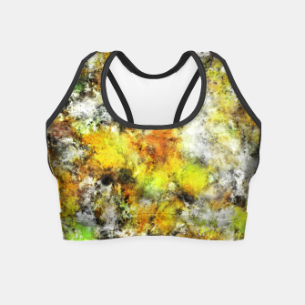 Thumbnail image of Winter sunlight Crop Top, Live Heroes