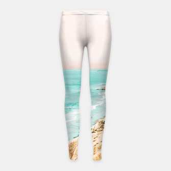 Thumbnail image of Eden Girl's leggings, Live Heroes