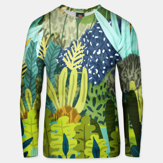 Wild Jungle II Unisex sweater thumbnail image