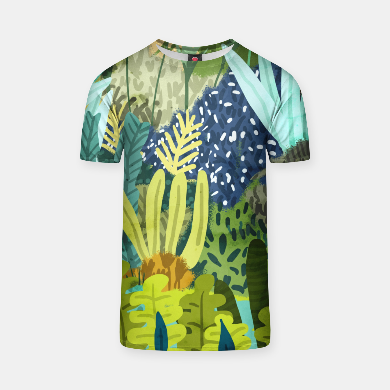 Image of Wild Jungle II T-shirt - Live Heroes