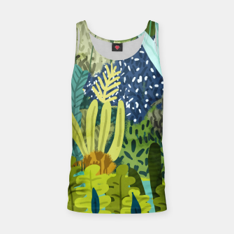 Thumbnail image of Wild Jungle II Tank Top, Live Heroes