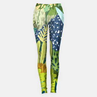 Thumbnail image of Wild Jungle II Leggings, Live Heroes