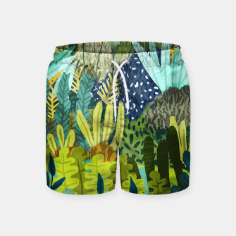 Miniatur Wild Jungle II Swim Shorts, Live Heroes