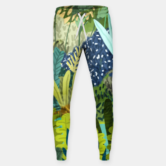 Thumbnail image of Wild Jungle II Sweatpants, Live Heroes