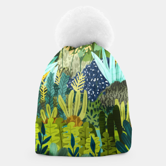 Thumbnail image of Wild Jungle II Beanie, Live Heroes