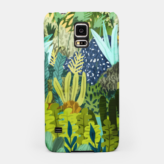 Wild Jungle II Samsung Case thumbnail image
