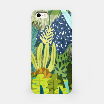 Wild Jungle II iPhone Case thumbnail image