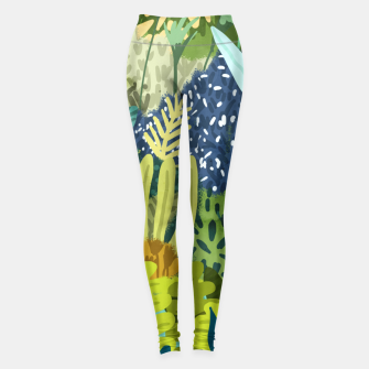 Miniatur Wild Jungle II Leggings, Live Heroes