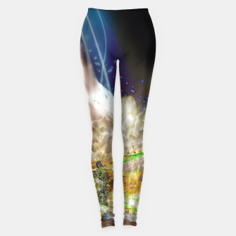 Miniatur Hip Hop Nas and Ether Leggings, Live Heroes