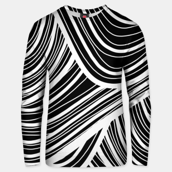 Thumbnail image of Curtain waves  Unisex sweater, Live Heroes