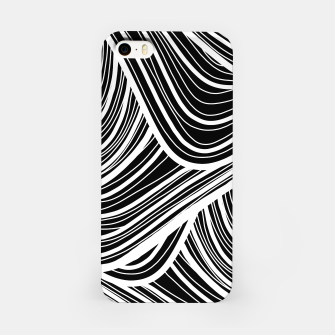 Thumbnail image of Curtain waves  iPhone Case, Live Heroes