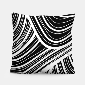 Thumbnail image of Curtain waves  Pillow, Live Heroes