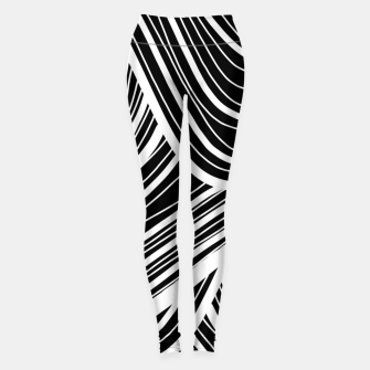 Thumbnail image of Curtain waves  Leggings, Live Heroes