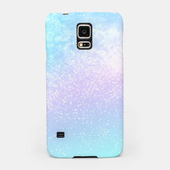Thumbnail image of Cosmic pastel rainbow sky Samsung Case, Live Heroes