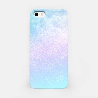 Thumbnail image of Cosmic pastel rainbow sky iPhone Case, Live Heroes