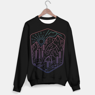 Miniatur Great Journey Sweater regular, Live Heroes