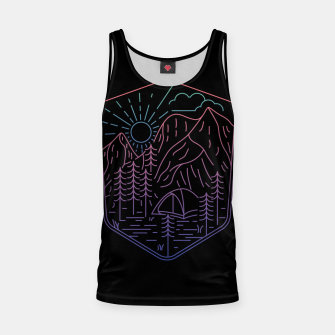 Miniatur Great Journey Tank Top, Live Heroes