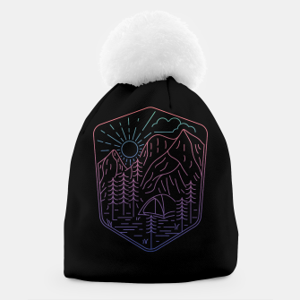Miniatur Great Journey Beanie, Live Heroes