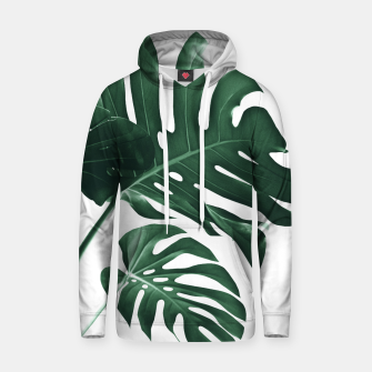 Imagen en miniatura de Tropical Monstera Finesse #1 #minimal #decor #art Kapuzenpullover, Live Heroes