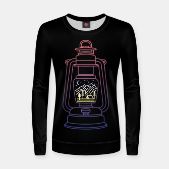 Thumbnail image of Light & Shine Women sweater, Live Heroes
