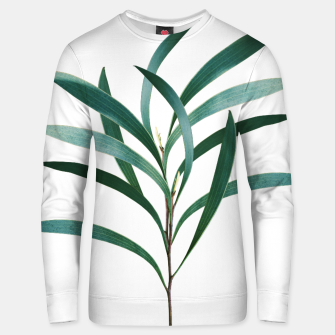 Miniatur Eucalyptus Branch Delight #1 #foliage #decor #art Unisex sweatshirt, Live Heroes