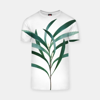 Miniature de image de Eucalyptus Branch Delight #1 #foliage #decor #art T-Shirt, Live Heroes