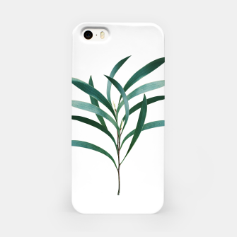 Miniatur Eucalyptus Branch Delight #1 #foliage #decor #art iPhone-Hülle, Live Heroes