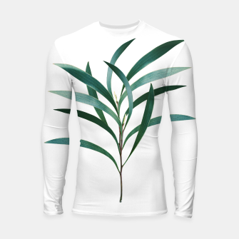 Thumbnail image of Eucalyptus Branch Delight #1 #foliage #decor #art Longsleeve rashguard, Live Heroes