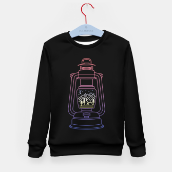 Thumbnail image of Light & Shine Kid's sweater, Live Heroes