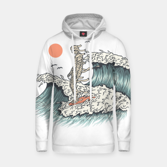 Thumbnail image of Mummy Surfing Hoodie, Live Heroes