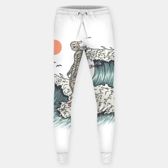 Thumbnail image of Mummy Surfing Sweatpants, Live Heroes