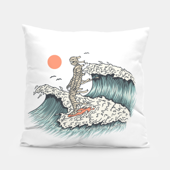 Thumbnail image of Mummy Surfing Pillow, Live Heroes