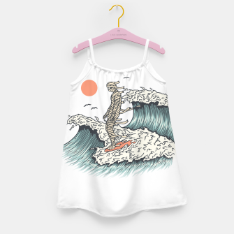Thumbnail image of Mummy Surfing Girl's dress, Live Heroes