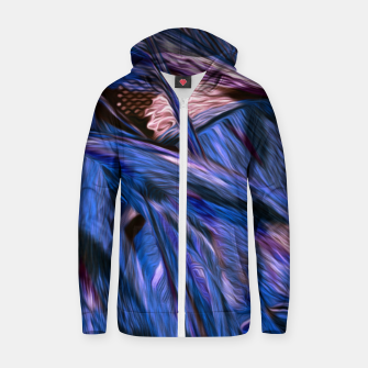 Miniature de image de bluenight Zip up hoodie, Live Heroes