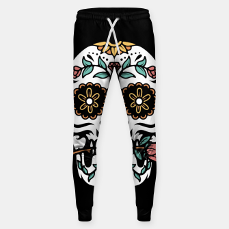 Mexican Skull Sweatpants thumbnail image
