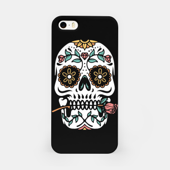 Mexican Skull iPhone Case thumbnail image