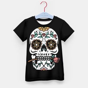 Mexican Skull Kid's t-shirt thumbnail image