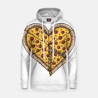 Thumbnail image of Pizza Lover Hoodie, Live Heroes